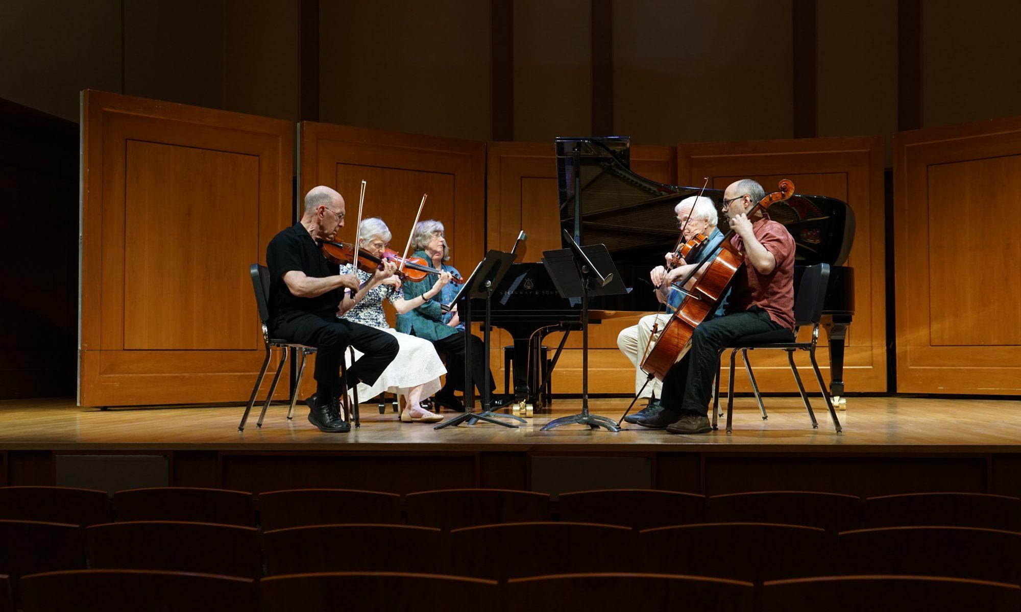 Chapel Hill Chamber Music Workshop